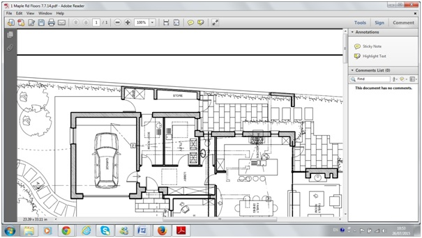 Open pdf floor plan