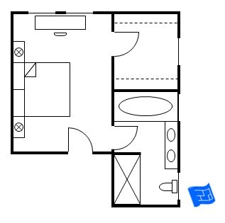 master bedroom floor plan bedroom entry 2