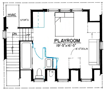Carriage House Plan Floor Plan Review 2 Garages