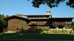 Craftsman Style House, Gamble House