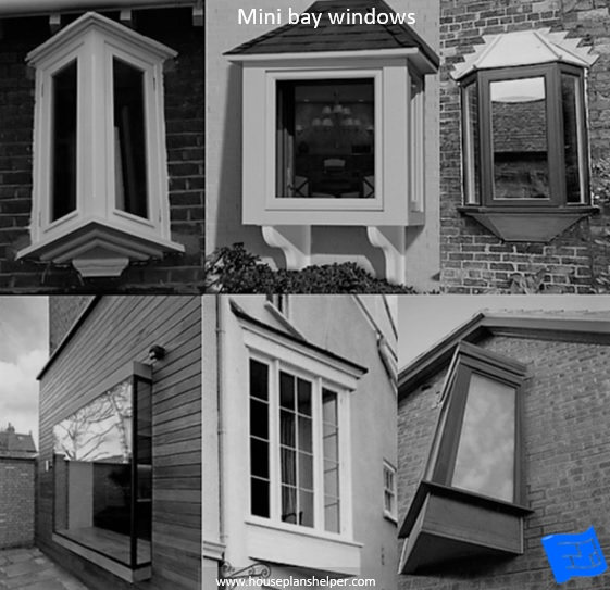Bay window designs niche bay windows