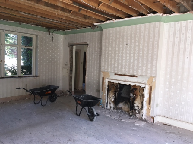 building a house in ireland living room stripped alternative