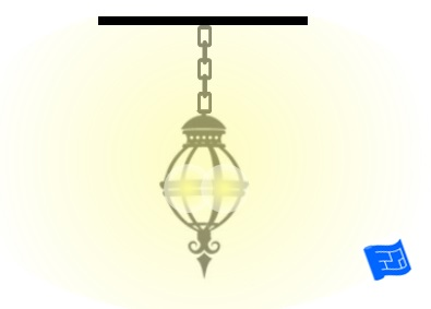 pendant light lantern