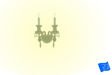 chandelier sconce