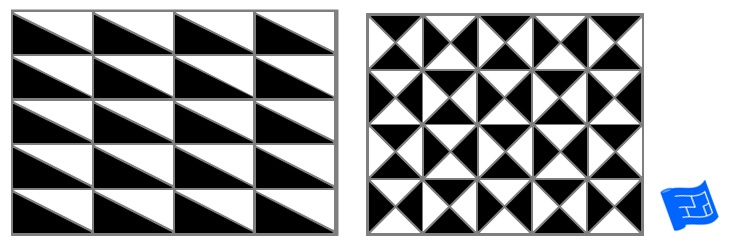 cut tile examples