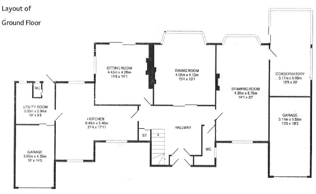 forever house floor plan ground floor