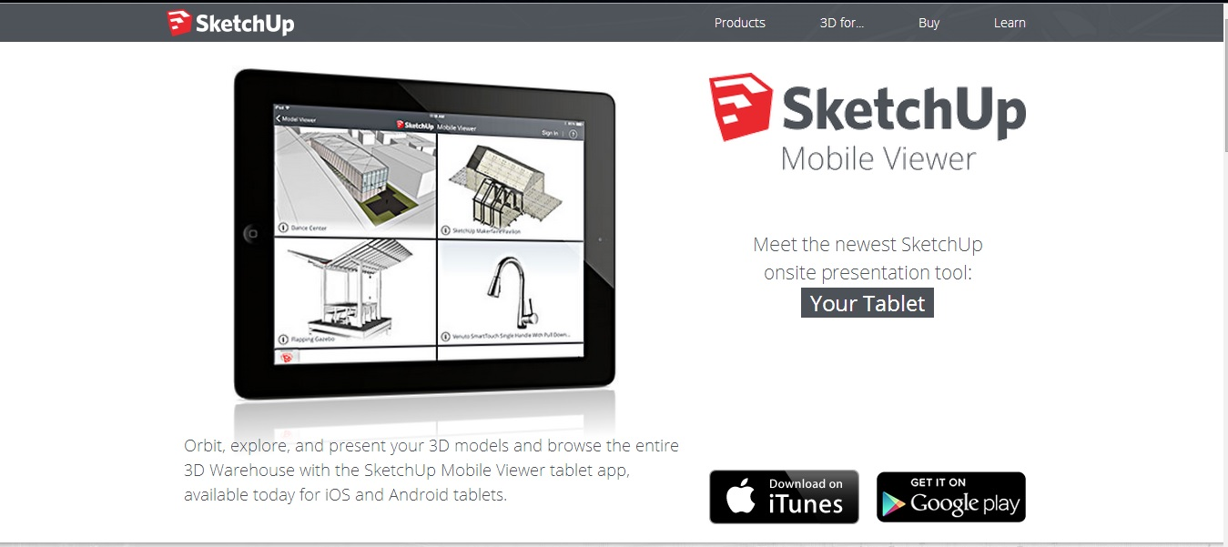Sketchup review mmobile view download