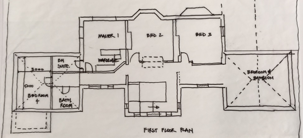 House Plan Ideas First Floor Alternative New Squares ...