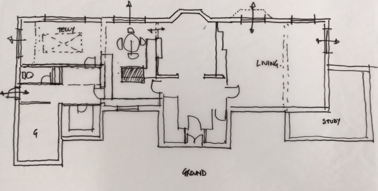 house plan ideas ground floor new squares
