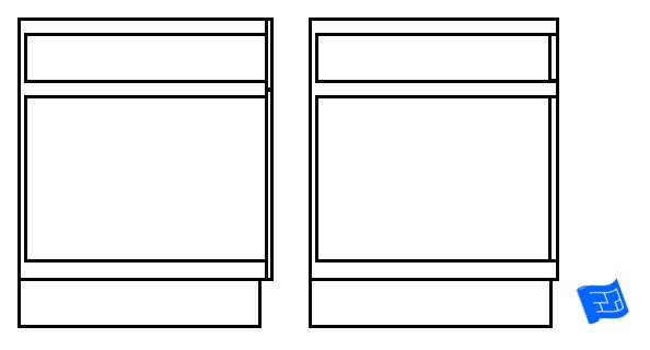 Kitchen Cabinet Dimensions Style
