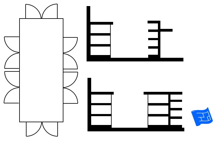 Floor Plan Elevation Symbol : Elevation symbol on floor plan pictures to pin