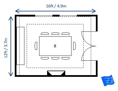 King S College Room Dimensions