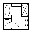 Go to master bathroom floor plans