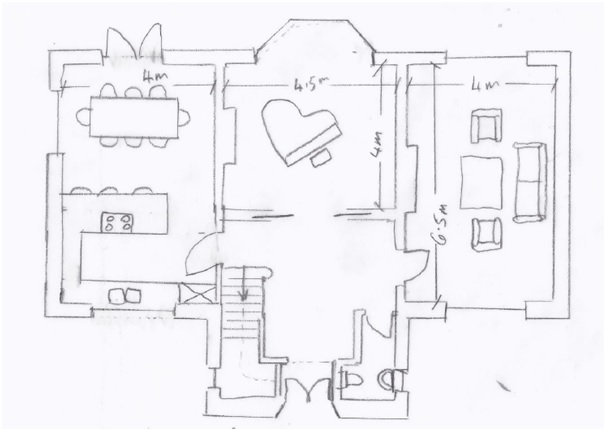 Free floor plan software for Make a room layout online