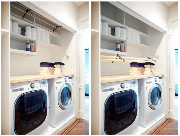 Laundry Room Design Ideas - Bathroom laundry room design ideas