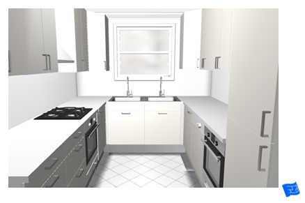 Kitchen layout ideas for Kitchen design 8x10
