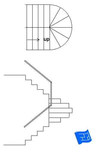 winder switch staircase