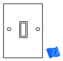 standard light switch
